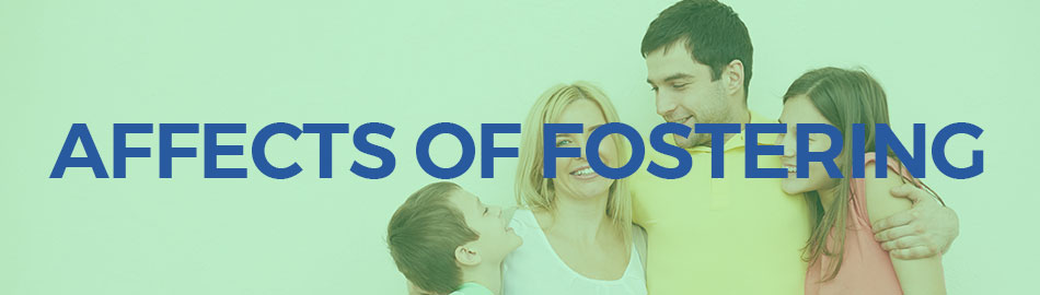 Affects of Fostering in Nottingham